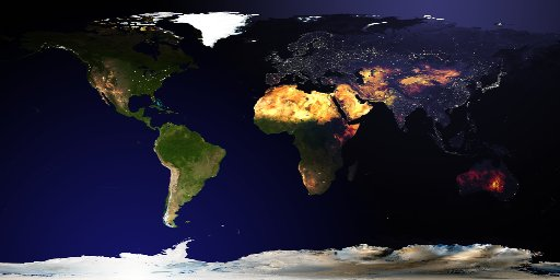 Desktop sun tracker sun clock home page daynight merged world map gumiabroncs Gallery